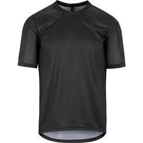 ASSOS Trail Koszulka z krótkim rękawem Mężczyźni, czarny